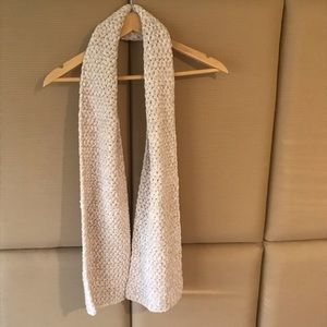 Soft Knitted Scarves